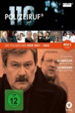 Polizeiruf 110 - MDR, 3 DVDs. Box.5