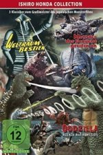 Ishiro Honda Collection: Godzilla - Weltraumbestien - Monster des Grauens, 3 DVD