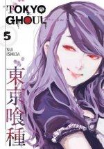 Tokyo Ghoul, Vol. 5