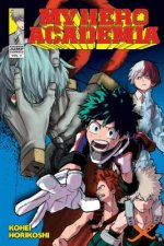 My Hero Academia, Vol. 3