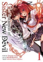Testament of Sister New Devil Vol. 1