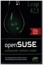 openSUSE Leap 42.1, DVD-ROM + Handbuch