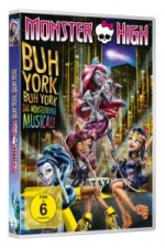 Monster High - Buh York, Buh York, 1 DVD
