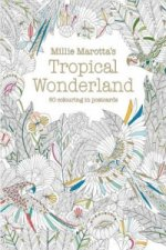 Millie Marotta's Tropical Wonderland Postcard Box