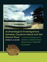 Archaeological Investigations Between Cayenne Island and the