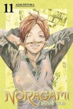 Noragami Volume 11
