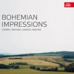 Bohemian Impressions. Hudba inspirovaná českou krajinou - CD