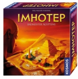 Imhotep - Baumeister Ägyptens
