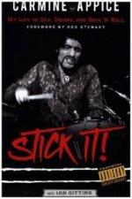 Carmine Appice: Stick It!