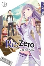 Re:Zero - Capital City. Bd.1