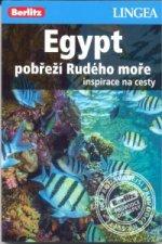 Egypt pobřeží Rudého moře