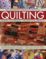 Illustrated Step-by-Step Book of Quilting