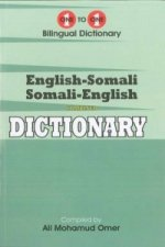 English-Somali & Somali-English One-to-One Dictionary
