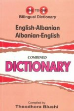 English-Albanian & Albanian-English One-to-One Dictionary (Exam-Suitable)