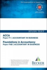 ACCA Approved - F1 Accountant in Business