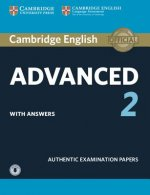 Cambridge English Advanced 2 Student's Book with answers and Audio