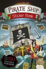 Pirate Ship Sticker Book