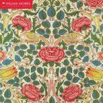 William Morris Wall Calendar 2017