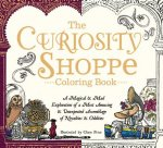 Curiosity Shoppe Coloring Book