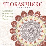 Florasphere Inspired Australian Wildflower Colouring Book