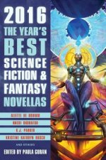 Year's Best Science Fiction & Fantasy Novellas