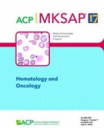 MKSAP (R) 17 Hematology and Oncology