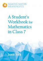Student's Workbook for Mathematics in Class 7