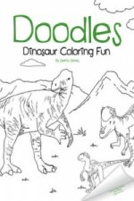 Doodles Dinosaur Coloring Fun