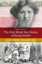 First World War Diaries of Emma Duffin, Belfast Voluntary Aid Detachment Nurse