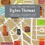DYLAN THOMAS TRAIL CARDS PACK BY SARAH S