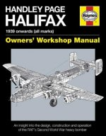 Handley Page Halifax Owners' Workshop Manual