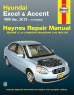 Hyundai Excel & Accent Automotive Repair Manual