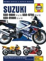 Suzuki GSX-R600, R750 & R1000