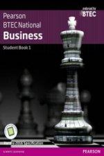 BTEC Nationals Business Student Book 1 + Activebook