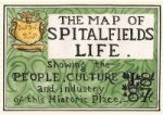 Map of Spitalfields Life