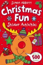Christmas Fun Sticker Activities
