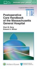 Massachusetts General Hospital Postoperative Care Handbook