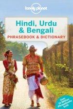 Lonely Planet Hindi, Urdu & Bengali Phrasebook & Dictionary