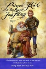 Prince Hal and His Friend Jack Falstaff