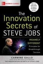 Innovation Secrets of Steve Jobs: Insanely Different Principles for Breakthrough Success
