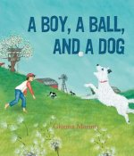 Boy, a Ball, and a Dog