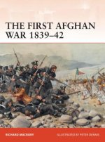 First Afghan War 1839-42