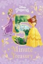 DISNEY PRINCESS 5MINUTE TREASURY