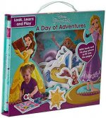Disney Junior Doc McStuffins Look, Learn and Play: Doc's Busy Day