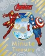 MARVEL AVENGERS 5MINUTE TREASURY