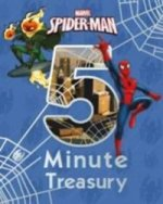 MARVEL SPIDERMAN 5MINUTE TREASURY