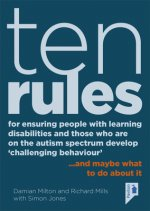10 Rules for Ensuring People with Learning Disabilities and Those Who are on the Autism Spectrum Develop 'Challenging Behaviour'