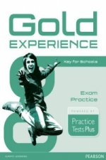 Gold Experience Practice Tests Plus Key for Schools