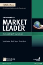 Market Leader 3rd Edition Extra Pre-Intermediate Coursebook with DVD-ROM Pack