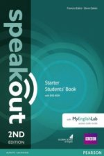 Speakout Starter 2nd Edition Students' Book with DVD-ROM and MyEnglishLab Access Code Pack